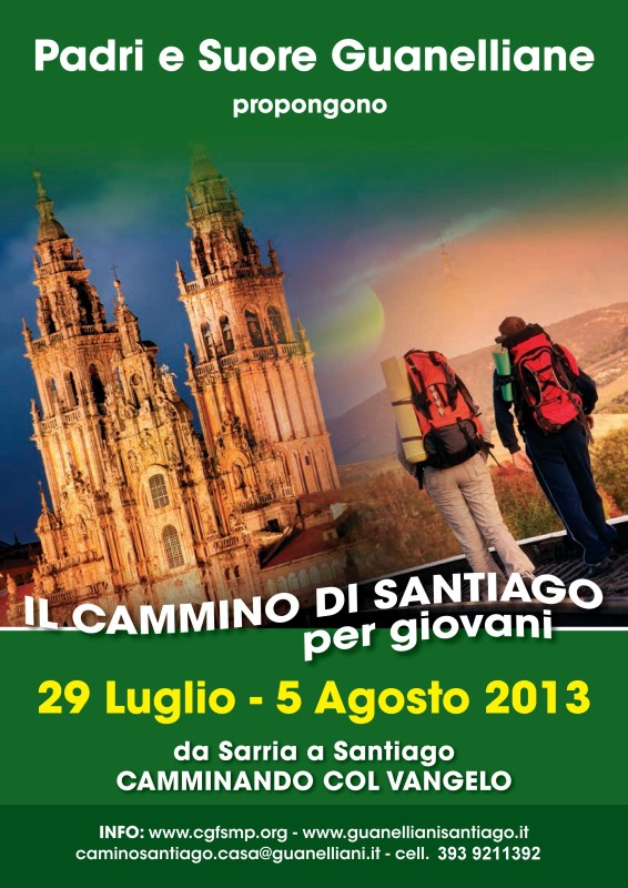 CamminoSantiago2013-thumb